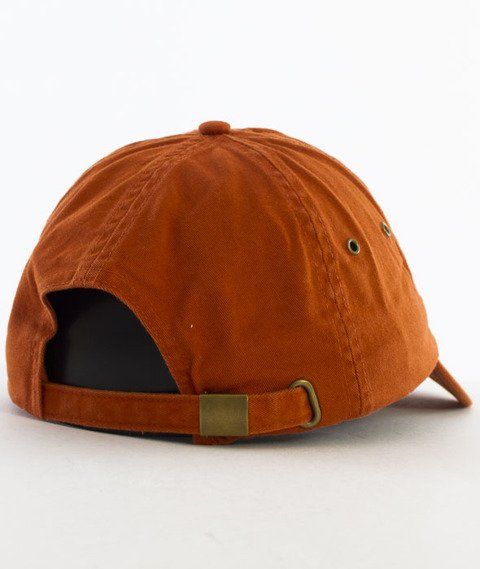Hype-Alien Dad Hat Czapka Z Daszkiem Orange