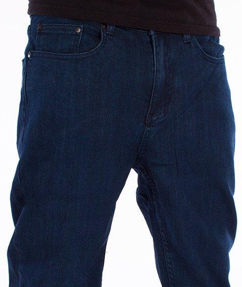 Iriedaily-ID44 Tapered Pant Spodnie Jeans Nightsky