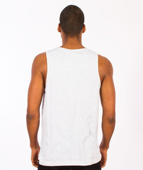 Iriedaily-Neighbourhood Tank Top White Melange