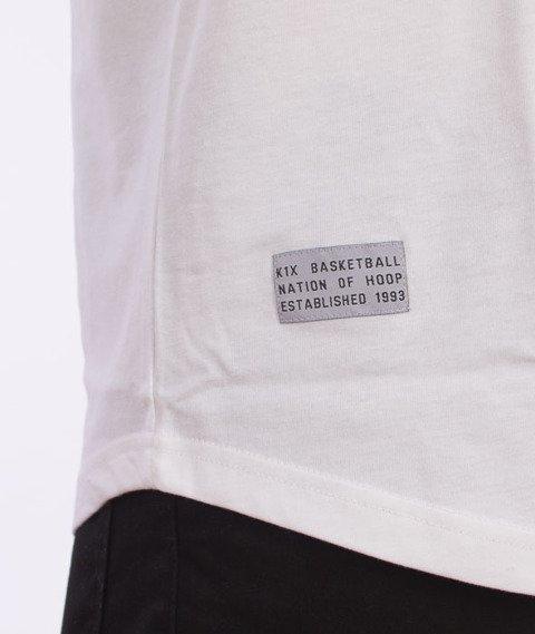 K1X-Glitch Logo Tank Top White
