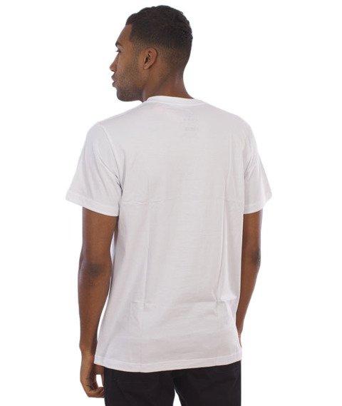 Koka-Wise Street T-Shirt Biały