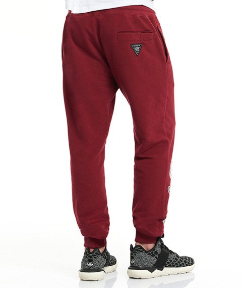 Lucky Dice-SP College Sweatpants Spodnie Dresowe Bodowe
