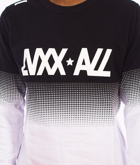 LuxxAll-Faded Bluza Czarna