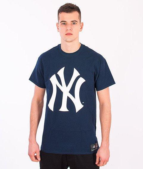 Majestic-New York Yankees Prism T-shirt Navy