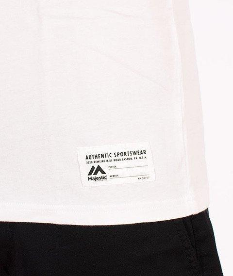 Majestic-New York Yankees T-shirt White