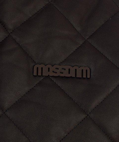 Mass-Flyer Quilted Jacket Kurtka Czarna