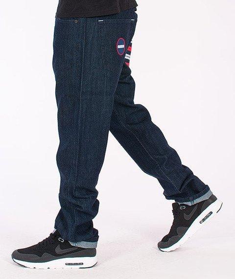 Mass-Glory Regular Fit Jeans Rinse Blue