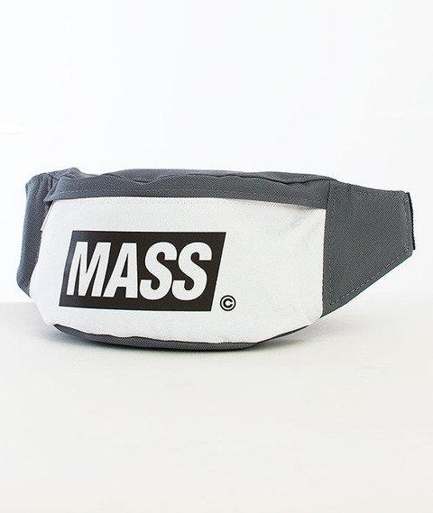 Mass-Horizon Hip Case Szary/Biały