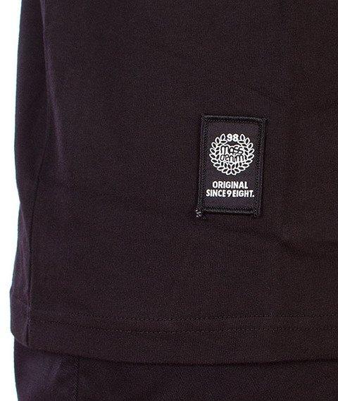 Mass-Pocket Signature T-shirt Czarny