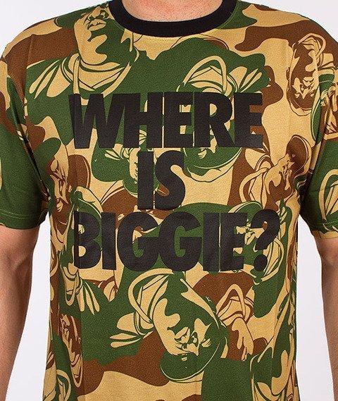 Mass-Where is Biggie T-shirt Multikolor