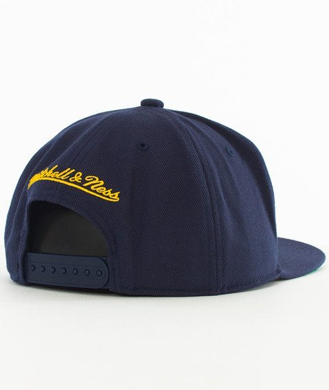 Mitchell & Ness-Cleveland Cavaliers Snapback GAS022 Navy