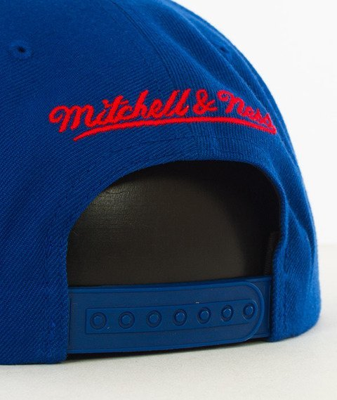 Mitchell & Ness-LA Clippers  Snapback NT78Z Royal