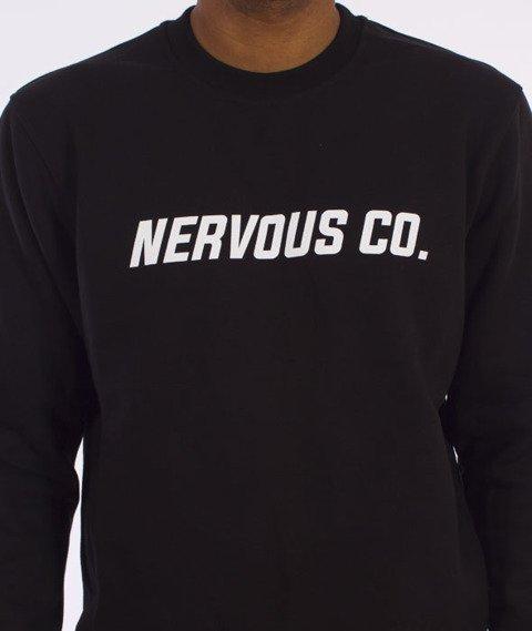 Nervous-Crew Fa16 CO Bluza Czarna