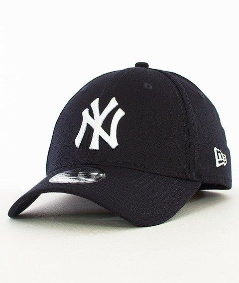 New Era-Basic New York Yankees Czapka z Daszkiem Granatowa