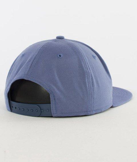 New Era-Oxford New Era Patch Snapback Blue