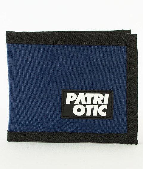 Patriotic-CLS New Portfel Granatowy