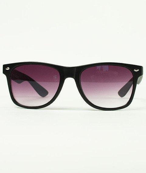 Patriotic-Futura Classic Okulary Czarne/Cieniowane