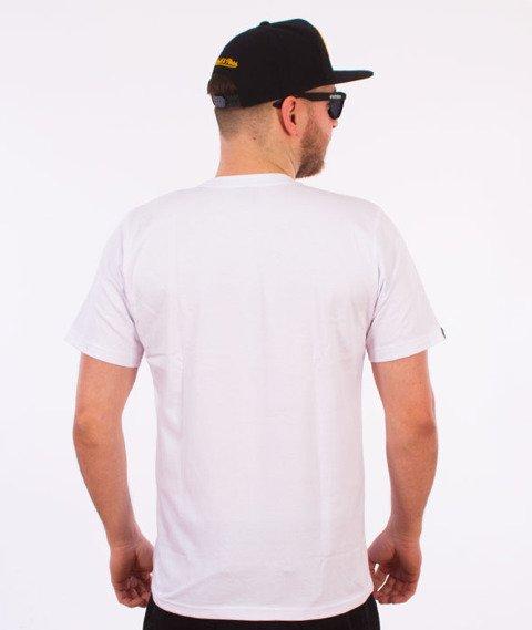 Patriotic-Godło T-shirt Biały