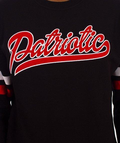 Patriotic-Rab Tag Bluza Czarna