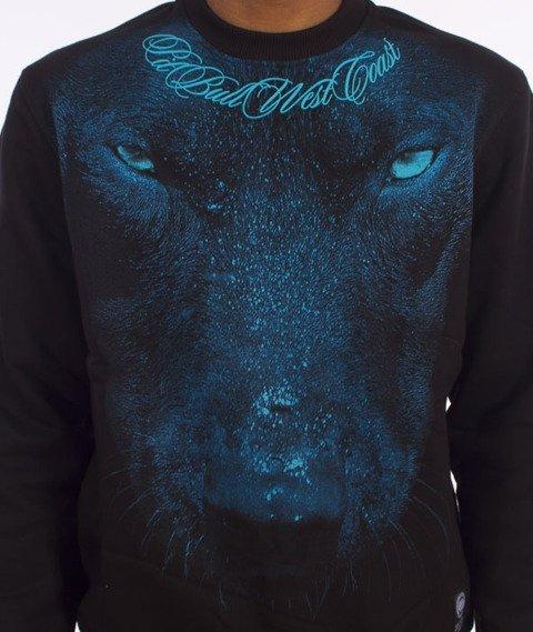 Pit Bull West Coast-Blue Eyed Devil II Sweatshirt Crewneck Black