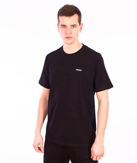 Prosto-Basic T-Shirt Black