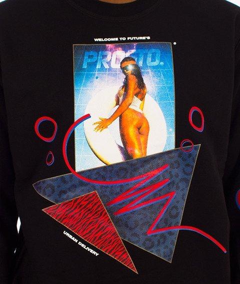 Prosto-Future Is Now Bluza Czarna