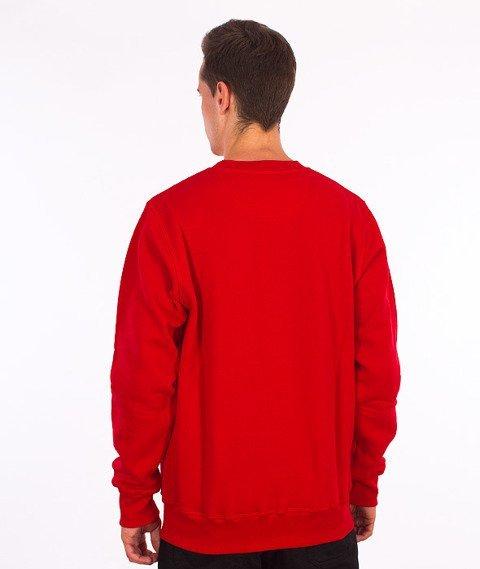 Prosto-Minimall Bluza Czerwona