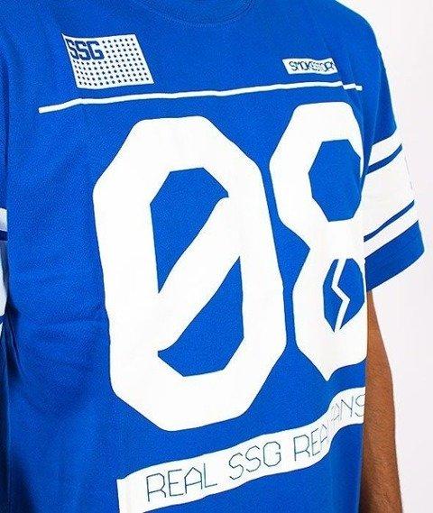 SmokeStory-08 T-Shirt Chabrowy