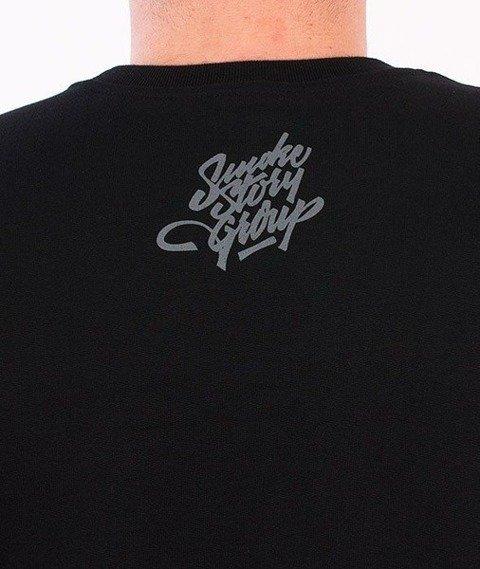 SmokeStory-SMG Tag Bluza Czarna