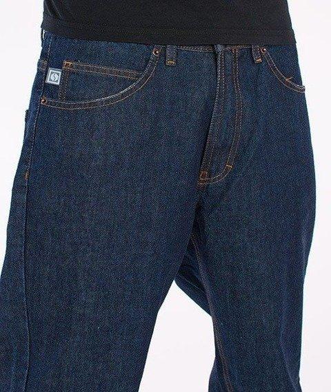 SmokeStory-SSG Regular Jeans Dark Blue