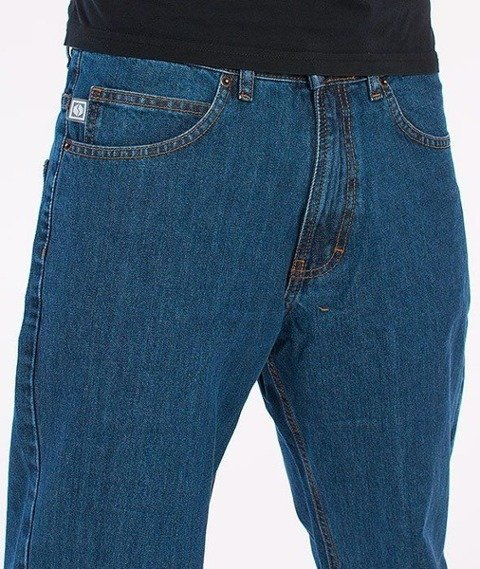 SmokeStory-SSG Regular Jeans Medium Blue
