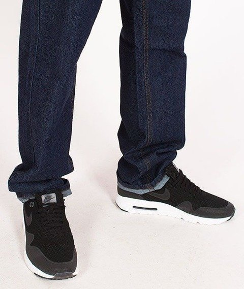 SmokeStory-Tag Slim Jeans Dark Blue