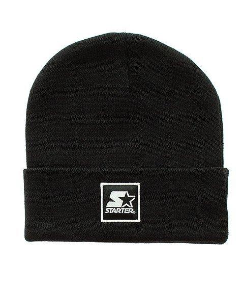 Starter-Backboard Cuff Knit Czapka Zimowa Black