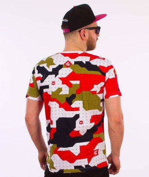 Stoprocent-Camu Slim T-Shirt Snake