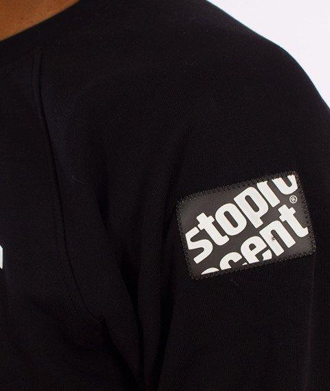 Stoprocent-Chce Bluza Czarna