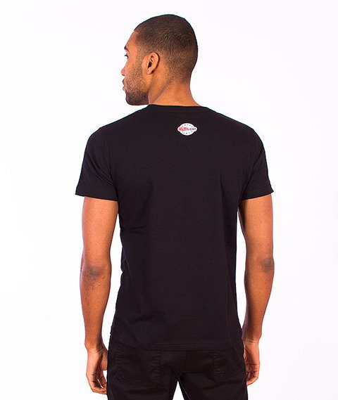 Stoprocent-Ćpaj Sport 16 T-Shirt Black