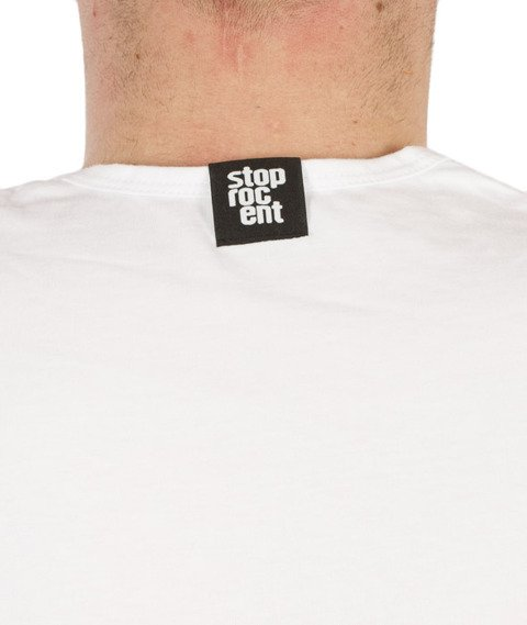 Stoprocent-Klasyk Tank Top White