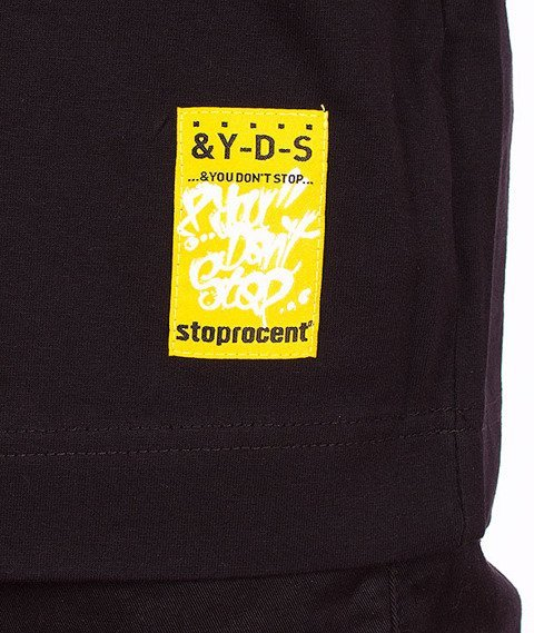 Stoprocent-Religion T-Shirt Black