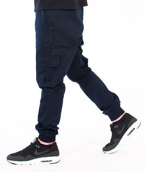 Stoprocent-SJ Army Jogger Navy Blue