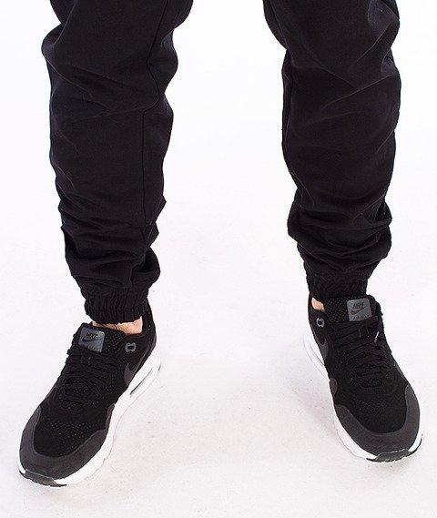 Stoprocent-SJ Classic16 Spodnie Jogger Czarne