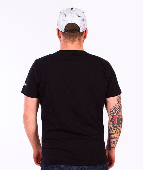 Stoprocent-Seta16 T-Shirt Black