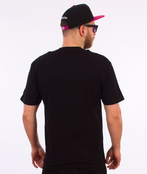 Stussy-Gold Coast T-Shirt Black