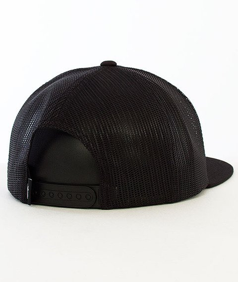 Stussy-International Mesh Snapback Black