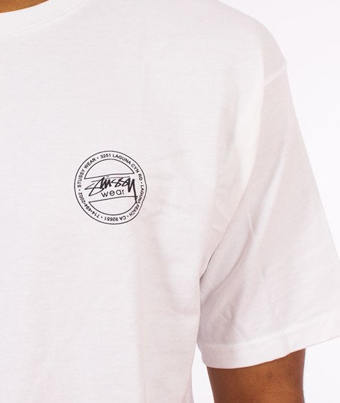 Stussy-Isle O' Dreams T-Shirt White