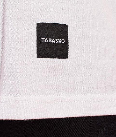 Tabasko-Hawaii Tank-Top Biały