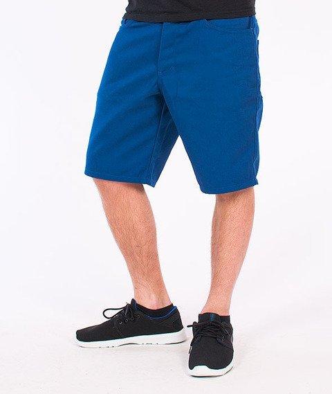 Turbokolor-Classic Shorts Navy SS16