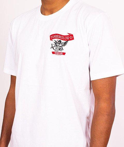 Turbokolor-Cupid T-Shirt White SS16