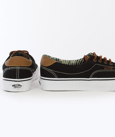 Vans-Era 59 (C&L) Black/Stripe Denim