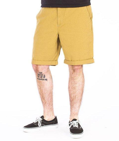 Vans-Excerpt Shorts New Mushroom Brown