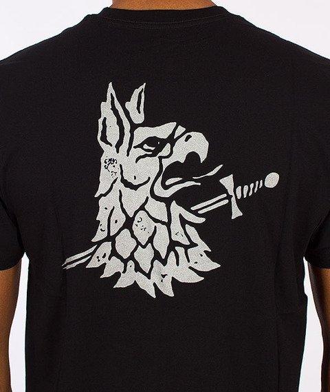 Vans-Griffon T-Shirt Black